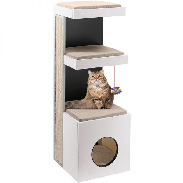 Tiger Cat Tree from Ferplast