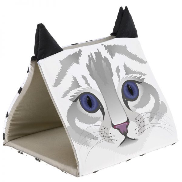 Pyramid Cat House from Ferplast
