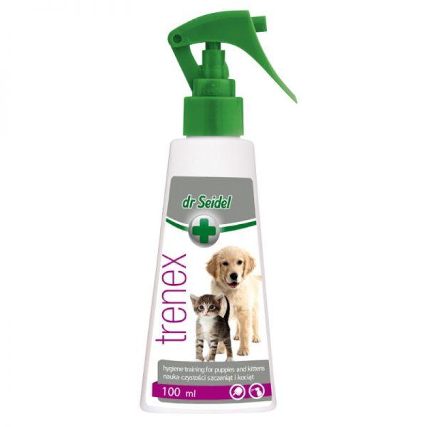 Trenex Hygiene training for puppies & kittens