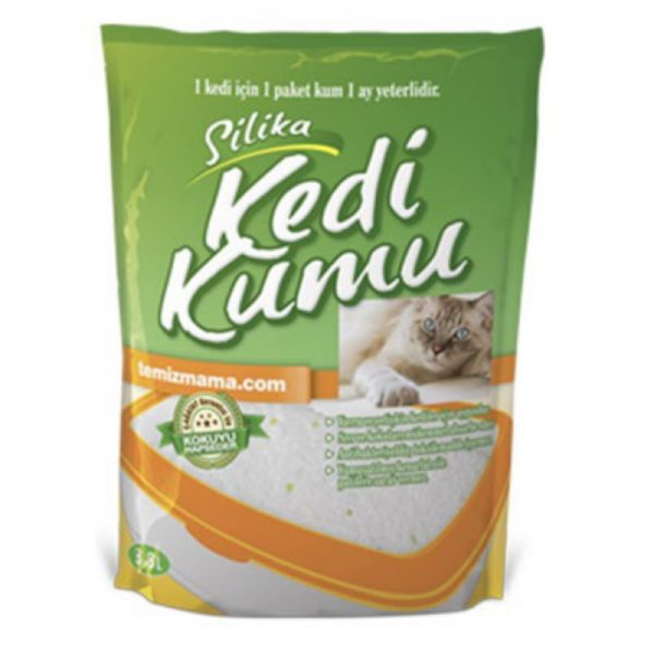 Cat Litter Silica for Kittens & Adult cats