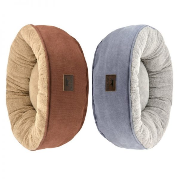 Dream Chaser Small Donut Bed from Tall Tails
