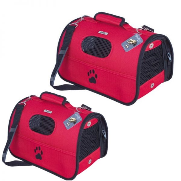Red Padded Bag from Doogy