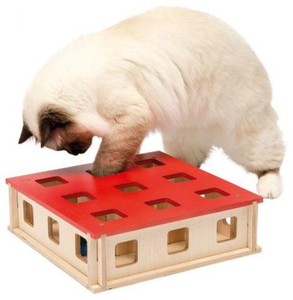 Magic Box Cat Toy from Ferplast