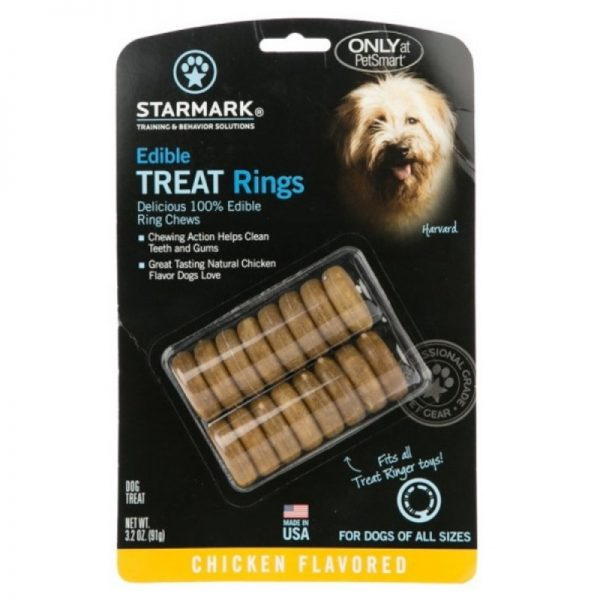 Starmark Edible Treat Rings