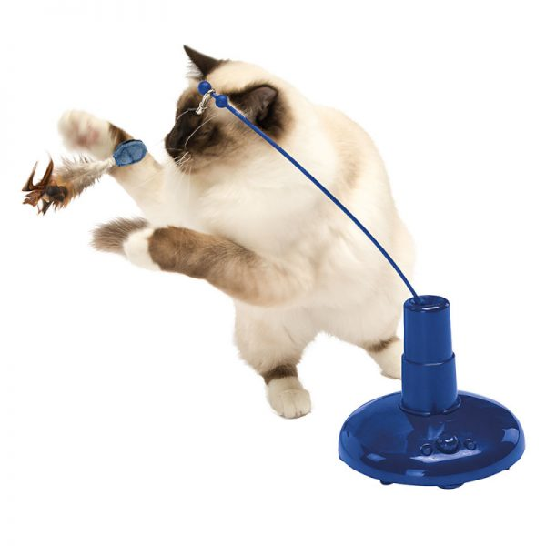 Raptor Electronic Cat Toy - Ferplast