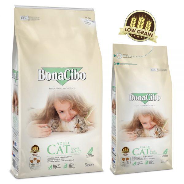 Adult Cat Lamb & Rice