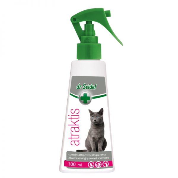 Atraktis - Cat Natural Catnip Extract