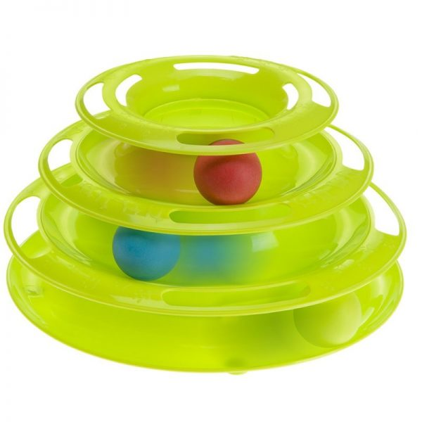Twister Cat Toy from Freplast