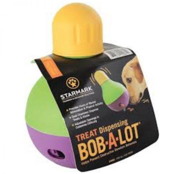 Treat Dispensing Bob A Lot from Starmark