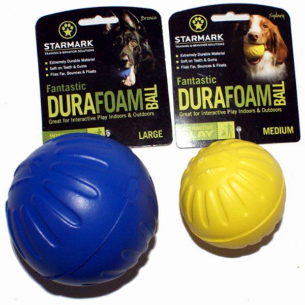 Fantastic DuraFoam Ball from Starmark