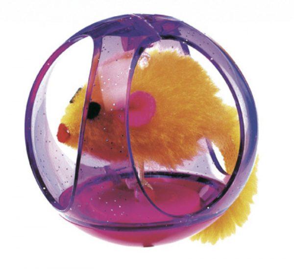 Tumbling Cat Ball from Ferplast