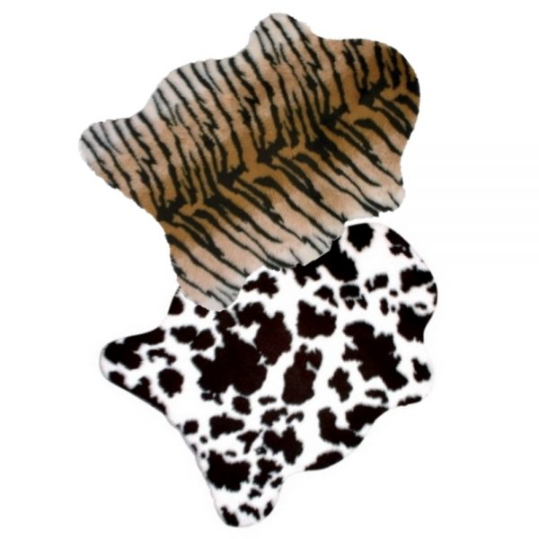 Skin Rug Tiger / Cow from Doogy