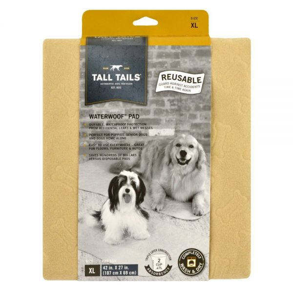 Waterwoof Reusable Pads from Tall Tails